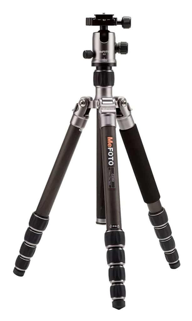 MeFoto GlobeTrotter best spotting scope tripod