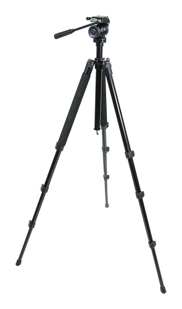 Celestron TrailSeekr low budget spotting scope tripod