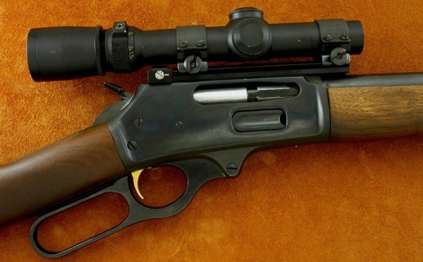 Marlin 336 with Scope