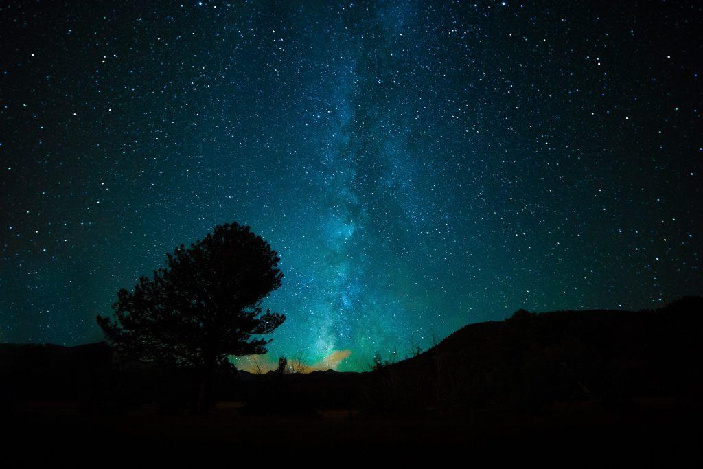 bionculars used for star gazing