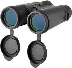 gosky 10x42 binoculars for plane watching