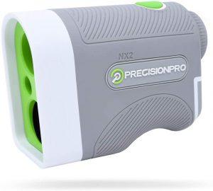 precision pro nx2 golf rangefinder