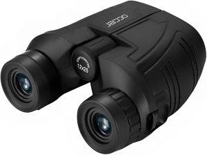 occer compact low light binoculars
